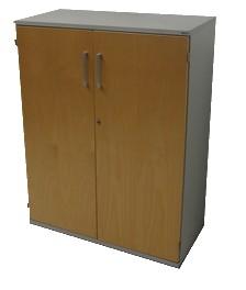 armoire porte battante kinnarps burocase. Black Bedroom Furniture Sets. Home Design Ideas