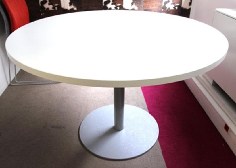 Table ronde plateau 120 burocase for Plateau de table rond 120 cm