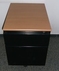 achat de caissons de bureau roulettes et tiroirs pas chers burocase. Black Bedroom Furniture Sets. Home Design Ideas