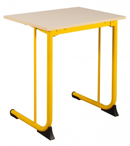 Table tage renforcee burocase for Bureau 130x50