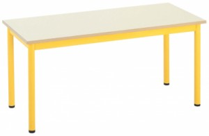 TABLE MATERNELLE 120x60 - Taille 1