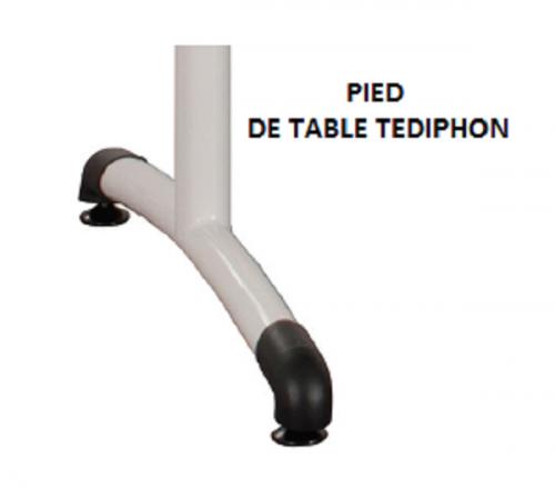 TABLE RESTAURATION TEDIPHON - MATERNELLE