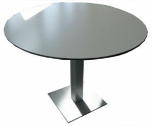 TABLE RONDE DIAMETRE 100