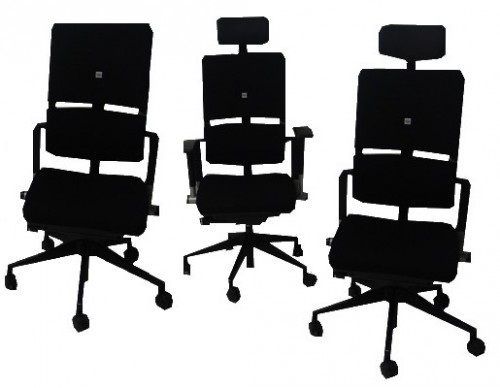 FAUTEUIL STEELCASE PLEASE SERIE II