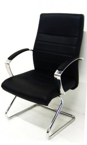 FAUTEUIL HARLY PIED LUGE
