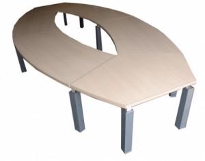 TABLE DE CONFERENCE 6 ELEMENTS