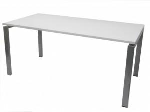 TABLE BUREAU SUR POUTRE