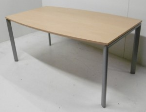 TABLE DE RÉUNION TONNEAU 160X95