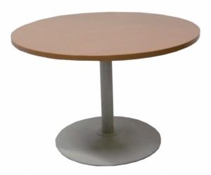TABLE DE RÉUNION RONDE MERISIER DIAMÈTRE 110
