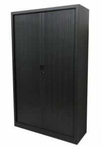 ARMOIRE A RIDEAU ANTHRACITE