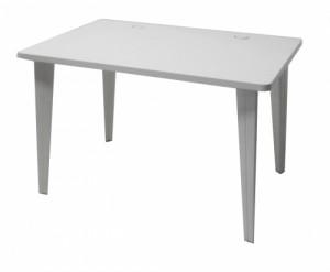 TABLE INFORMATIQUE BLANCHE 120X80
