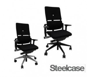 - FAUTEUIL STEELCASE PLEASE SERIE II