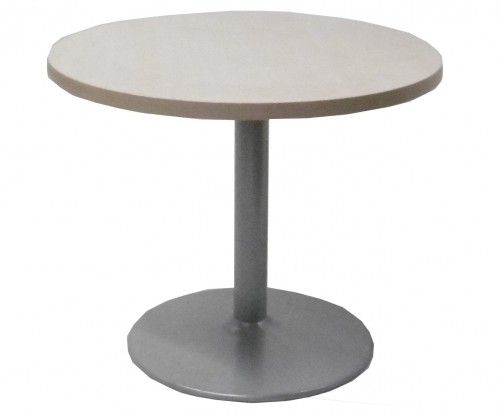 TABLE RONDE PLATEAU BOULEAU DIAMÈTRE 90 H.74 cm