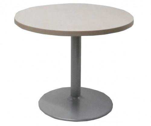 TABLE RONDE PLATEAU BOULEAU DIAMÈTRE 90
