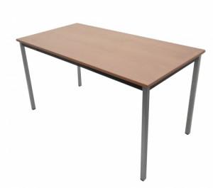 TABLE HÊTRE POLYVALENTE 140x70