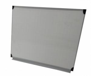 TABLEAU MURAL BLANC 120X100