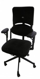FAUTEUIL STEELCASE PLEASE SERIE I
