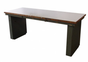 TABLE ÉTABLI 200x75