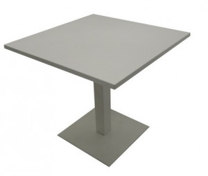 TABLE PLATEAU 80X80