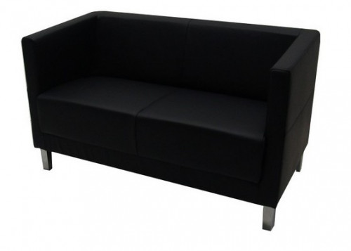 BANQUETTE GALWAY 2 PLACES SIMILI CUIR