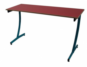 TABLE SCOLAIRE 130 x 50