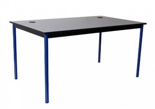 TABLE INFORMATIQUE 4 PIEDS - H.76