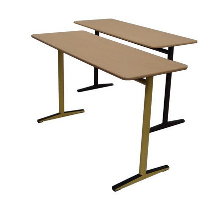 TABLE SCOLAIRE - 130X50 - H.76