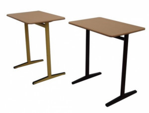 TABLE SCOLAIRE - 70X50
