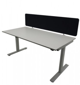 TABLE DE TRAVAIL 160X80 - RÉGLABLE