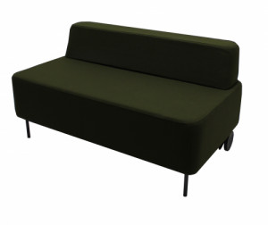 BANQUETTE ZELIE 2 PLACES MOBILE
