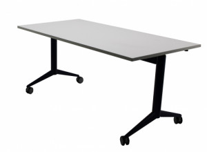 TABLE PLATEAU RABATTABLE 160X80