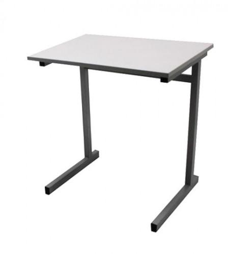 TABLE SCOLAIRE SOUDÉE 70x50 - H.76