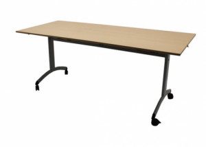 TABLE PLATEAU RABATTABLE 180x80