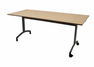 TABLE PLATEAU RABATTABLE 180x80