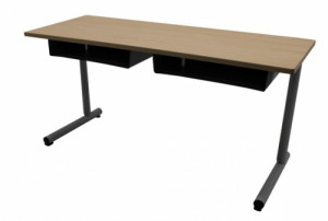 TABLE TAGE T.4 - 130X50