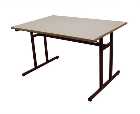TABLE TONKA 120X80