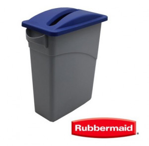 POUBELLE PLASTIQUE - RUBBERMAID