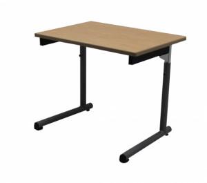 TABLE SCOLAIRE 70X50 REGLABLE T3 . T6