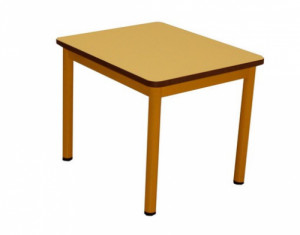 TABLE 4 PIEDS MATERNELLE - 60X50 - H.48.5