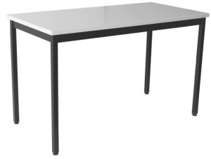 TABLE BLANCHE 120x60