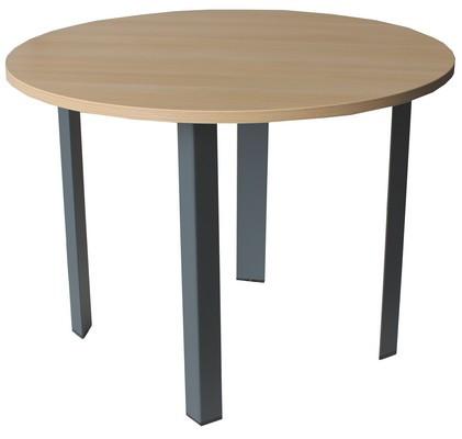 TABLE RONDE CHÊNE