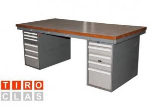 ÉTABLI TIRO-CLAS - 200x100