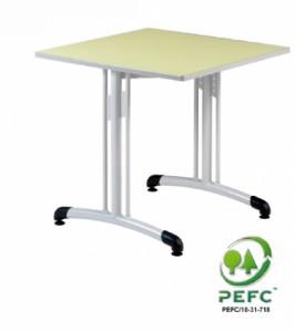 TABLE BELLEDONNE - 160X80