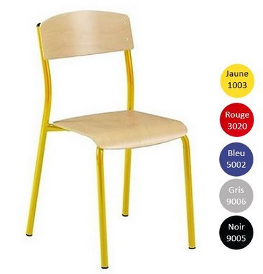 CHAISE 4 PIEDS BETY - H.46