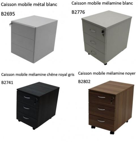 CAISSON 3 TIROIRS - DÉCLASSÉ