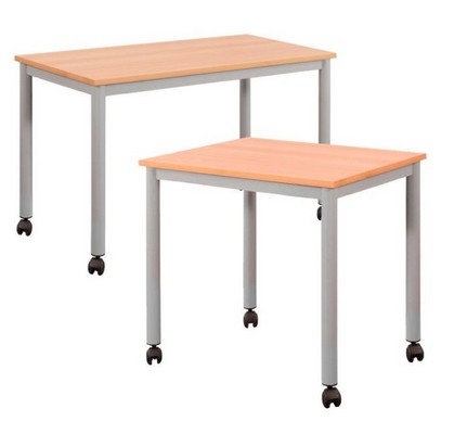 TABLE A ROULETTES CARELIE Taille 4