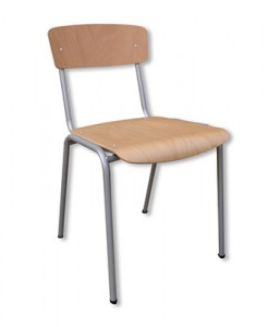 - CHAISE 4 PIEDS FIX - H.48