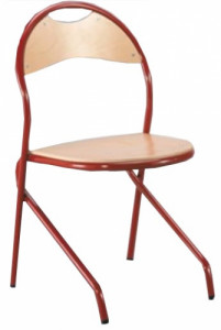 CHAISE APPUI SUR TABLE NORMA 2