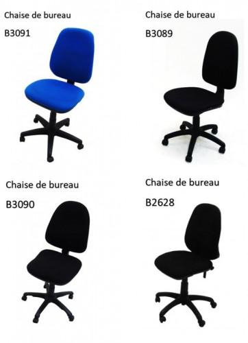 - CHAISE DE BUREAU