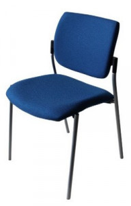 CHAISE EMPILABLE 4 PIEDS